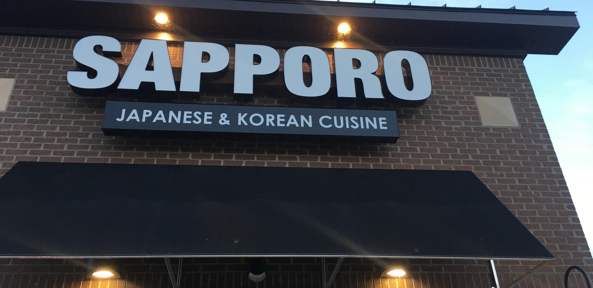 SAPPORO Japanese & Koream Cuisine