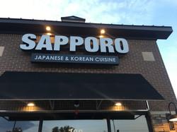 Sapporo Japanese & Korean Cuisine