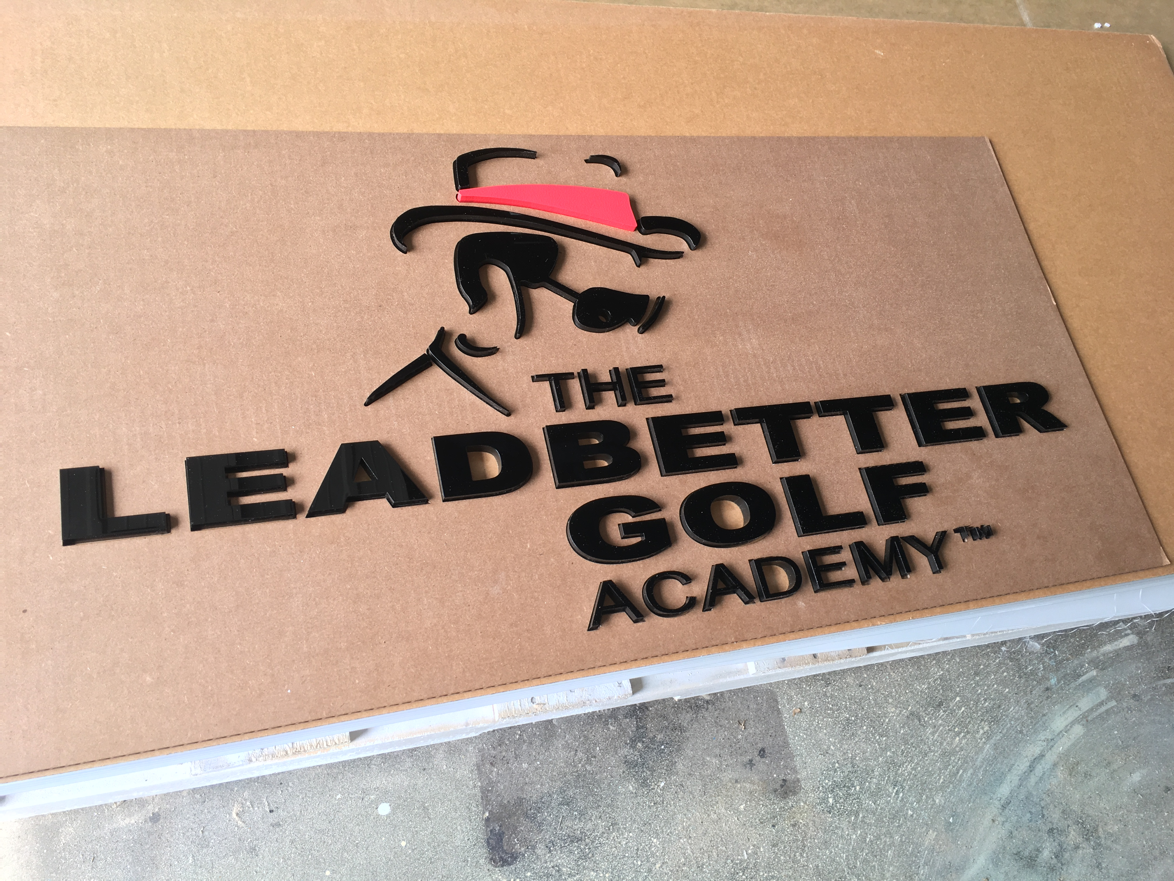 The Leadbetter Golf Academy