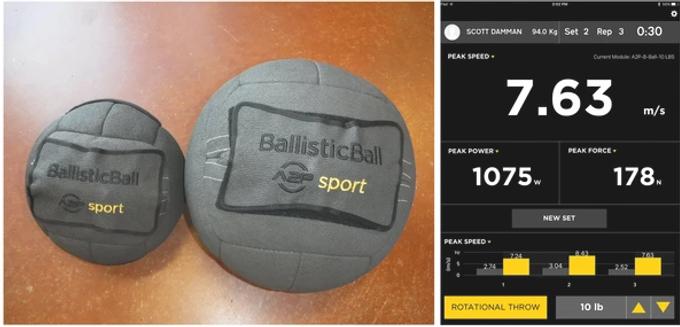 Strength & Conditioning - Ballistic Ball