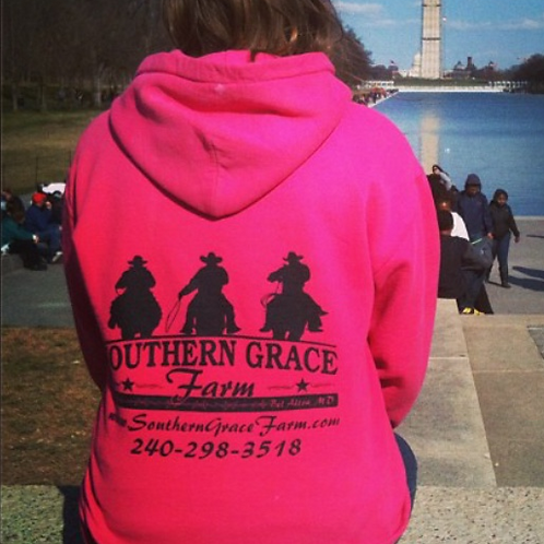 Southern Grace Hoodies