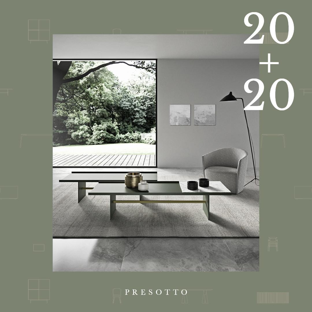 20 + 20 Presotto