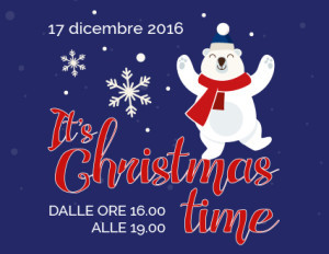 TORNA L'EVENTO IT'S CHRISTMAS TIME IN DELTA DESIGN