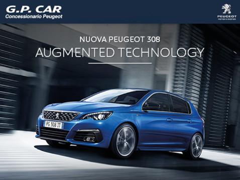 Da Delta Design, in anteprima la nuova Peugeot 308 con G.P. Car