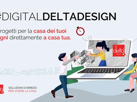 DigitalDeltaDesign il nuovo progetto di Delta Design