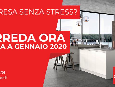 RIENTRO DALLE VACANZE SENZA STRESS CON DELTA DESIGN!