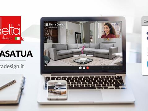 Riattivato il progetto Delta Design #acasatua