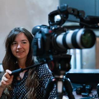 Anne Preussel, Fotografin in Berlin