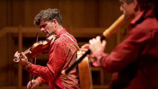 Chamber Music New Zealand. Red Priest.