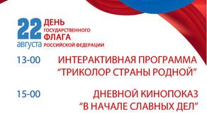 """Авторская программа """"Триколор страны родной"""""""