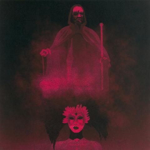 001 - Francesca Rose Spinks - 'Red Cloak'.