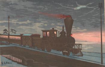 The Train Journey - Spirited Away