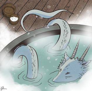 004 - JoannaZdunik - 'Haku's Bath'
