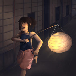 004 - Audrey Chan - 'Into the Night'