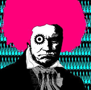 001 -  Jonathan Joe Luboya - 'Beethoven is watching'