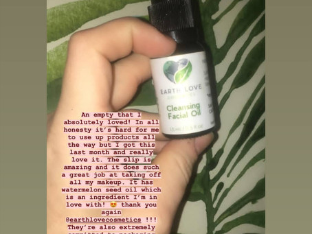 About Earth Love Cosmetics