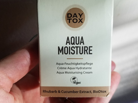Product Review: Daytox Aqua Moisture