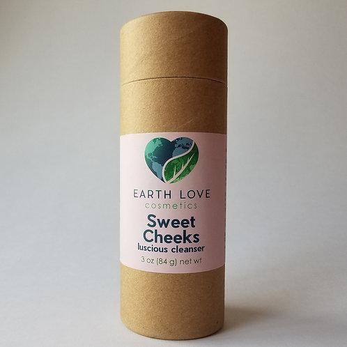 W- Sweet Cheeks luscious cleanser