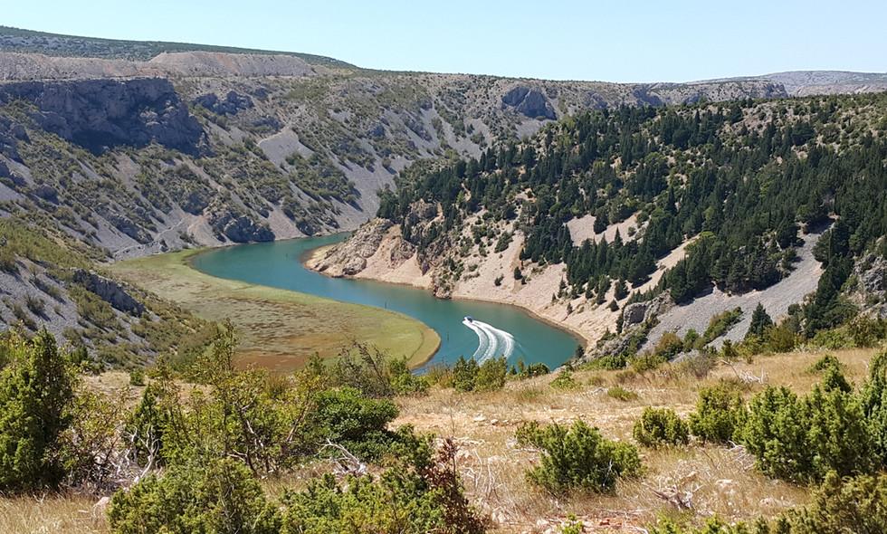 Zrmanja river by DRAGO Travel