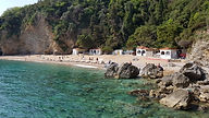 Mogren beach Montenegro by www.dragotrav