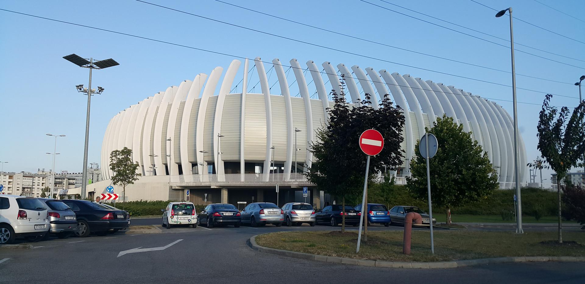 Arena Zagreb by DRAGO Travel