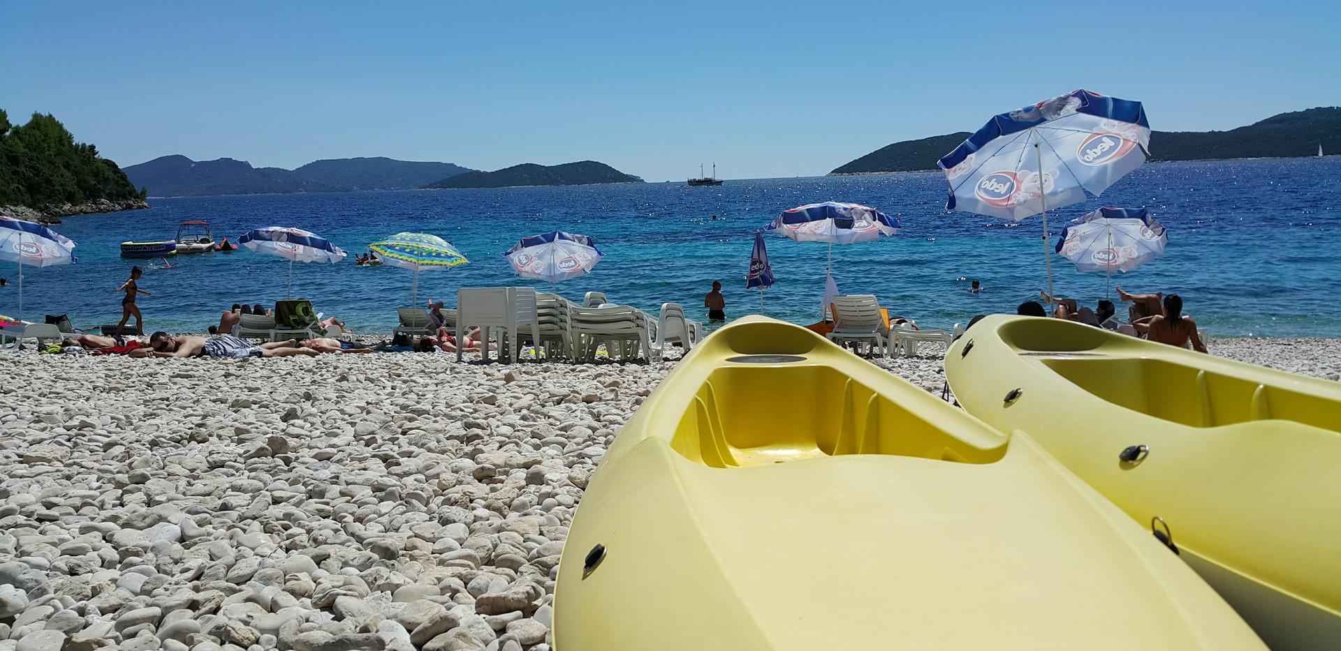 Veliki Zali beach by DRAGO Travel