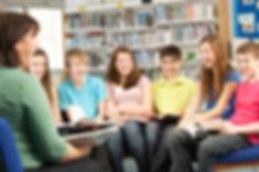 Nastolatki i biblioteka