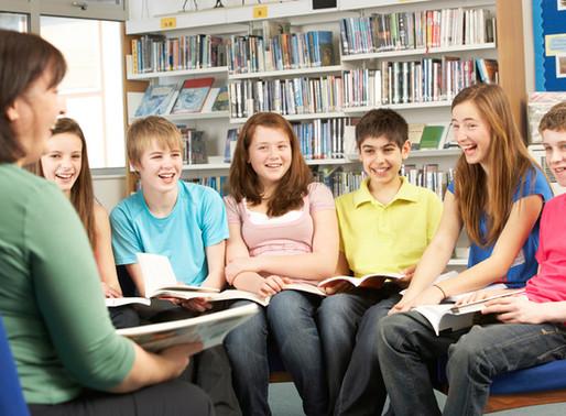 Почему важно детям читать вслух