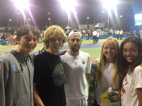 KG Elite Team Meeting Steve Johnson