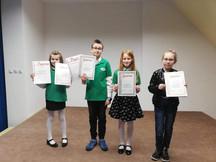 Mały Konkurs Recytatorski - etap szkolny