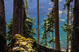 nature photography Lake Serene Washington