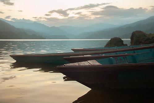 Pokhara Sunset Two