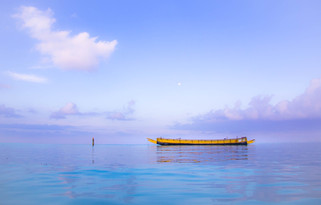 Travel Photography beautiful ocean and sky in Andaman Islands