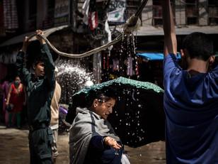 Street Photography Nepali woman in Kathmandu