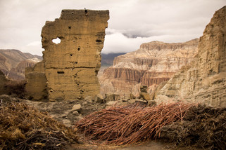 Nature Photography of Lower Mustang, Nepal