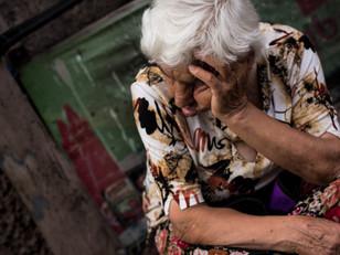 street photography Georgian woman in Tbilisi