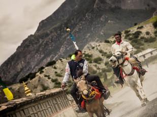 Travel Photography Manang Horse Race Annapurna Circuit