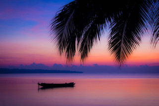 Nature Photography sunrise in Andaman Islands