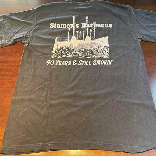 Pepper Stamey's Smokehouse T-Shirt
