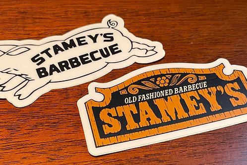 Stamey Stickers