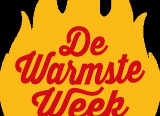 Steun met ons de warmste week!