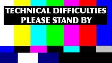 Technische storing: webshop niet beschikbaar