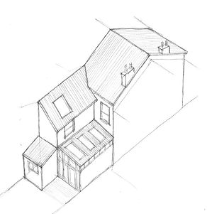 Copy of Morrison House - Initial Sketch.