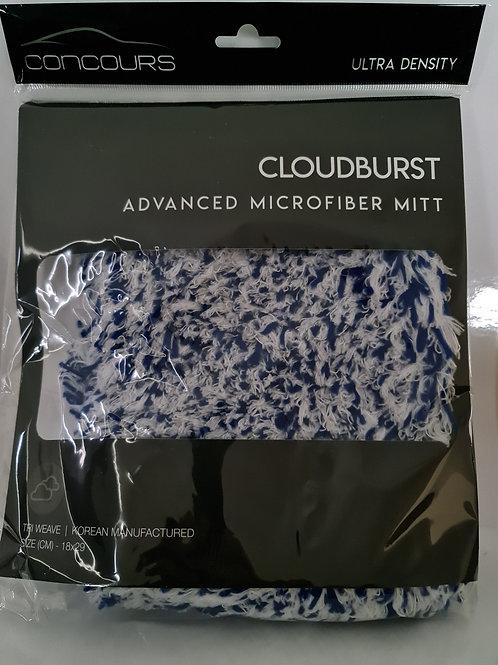 Cloudburst wash mitt