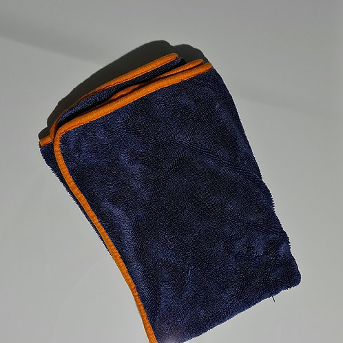 Supercell twisted loop drying towel