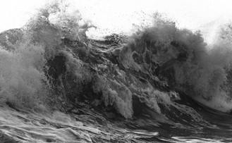 Olas de tsunamis
