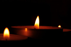Traigan las velas