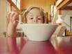 Enseñar buenos hábitos de alimentación