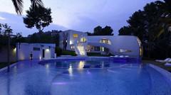 La casa de dos mil millones de dólares