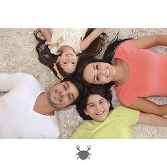 Porque una familia feliz no es una familia perfecta